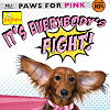Paws for Pink